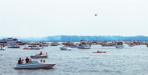 Seafair Cruise Event 2017