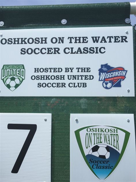 On the Water Soccer Tournament