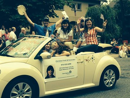4th of July Montclair Parade