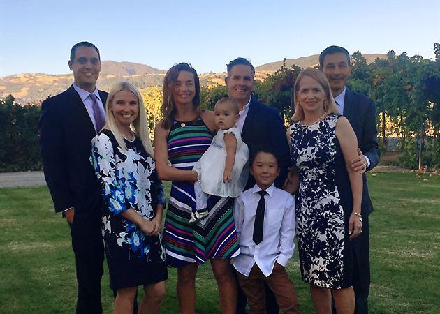Korte Family & Staff