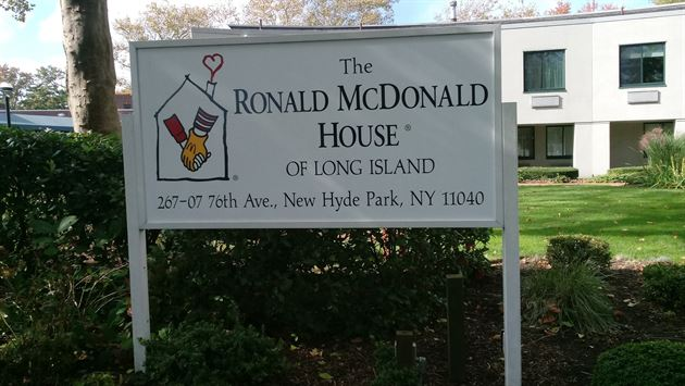 National Day of Service at the RMH