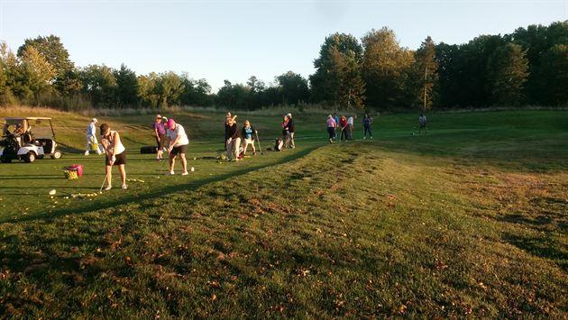 Women's Golf Clinic @ Hamlet CC
