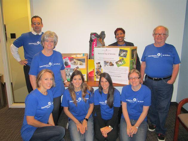Volunteering at Houston Pets Alive