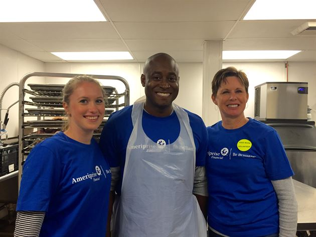 Ameriprise Day of Service 2016