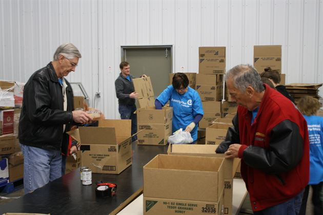 Ameriprise Day of Giving-2014