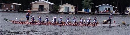 Big Blue Dragon Boat Race 2014