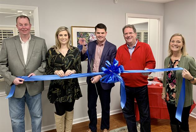 Ribbon Cutting - Wilmington Office