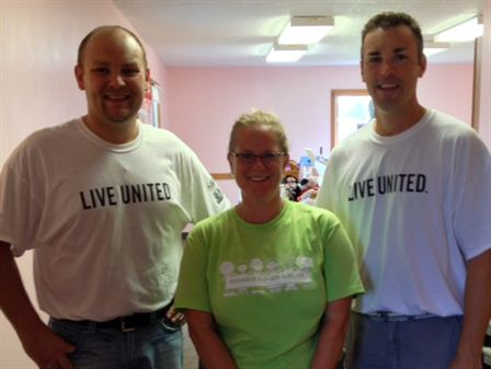 2013 United Way Day of Action