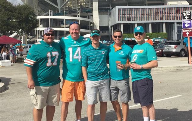 Go Dolphins!