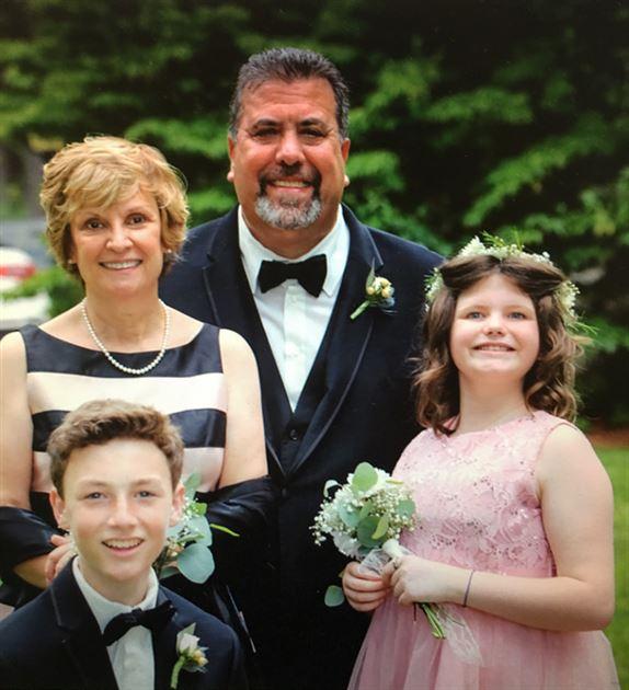 Dan Omogrosso & Family