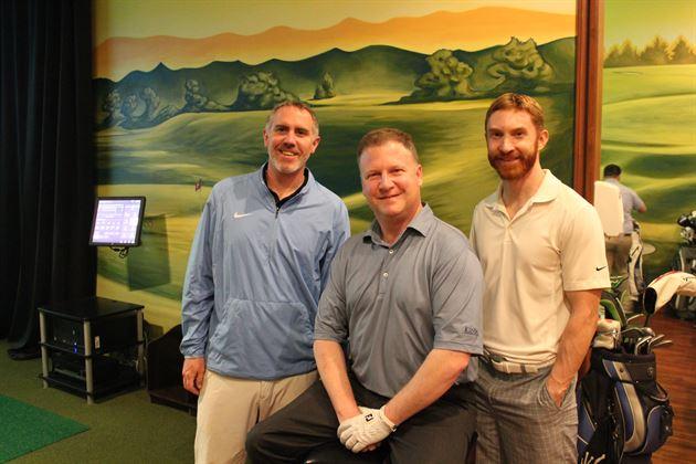 Men's Golf Appreciation Event