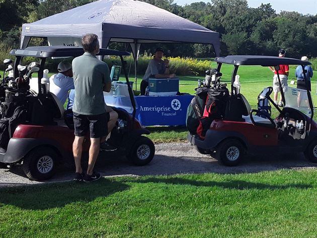 Golf Tournament Sponsorship