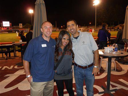 2012 San Jose Giants Client Event
