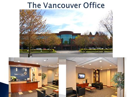 The Vancouver Office