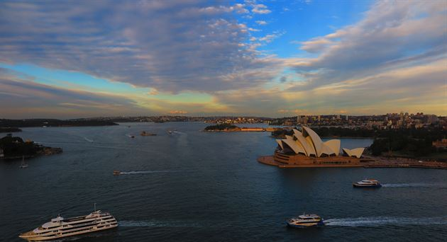Trip to Sydney, Australia