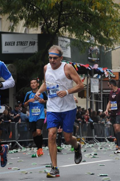 2015 Big Apple 26.2 Miles