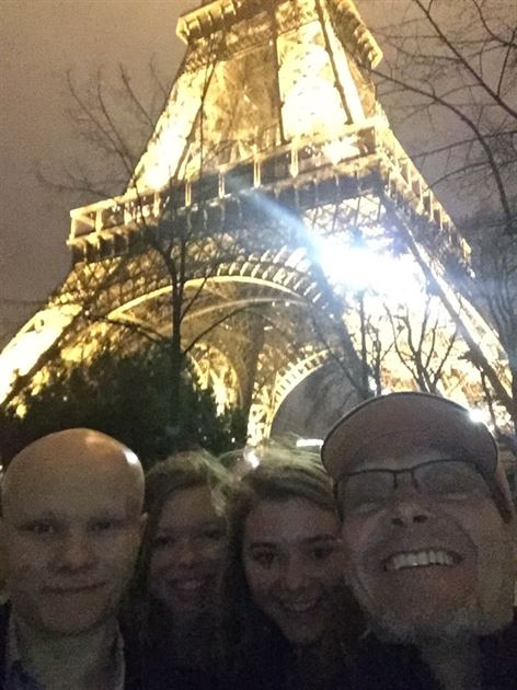 Paris with 3 teenagers !!