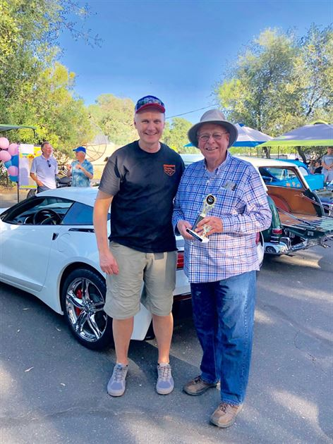 2019 Crumley Car Show