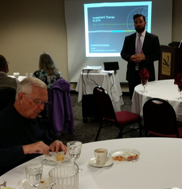 Fidelity Seminar in Kankakee, IL