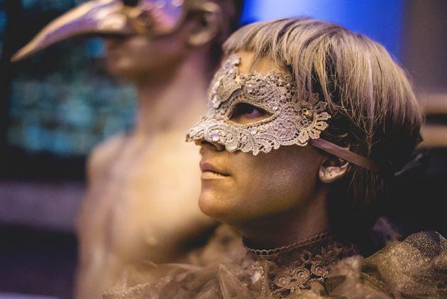 Venetian Carnival ~ 2017