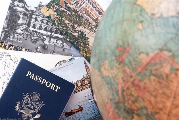 Trip Around the World - 2018