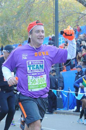 NYC Marathon/LLS Fundraiser Nov'13