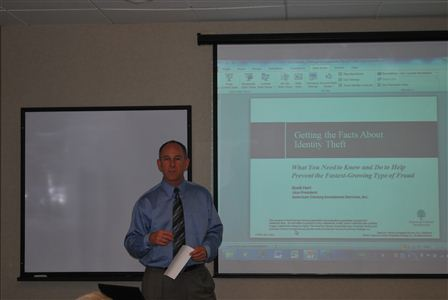 Identity Theft - Client Seminar