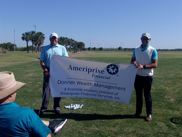 2018 Donner Wealth Golf Lesson