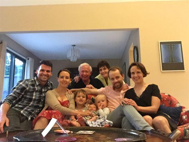 Family (Open for More Photos)