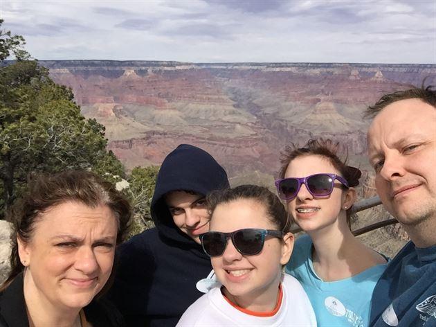 Grand Cayon Trip