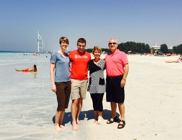 My Family & Travels