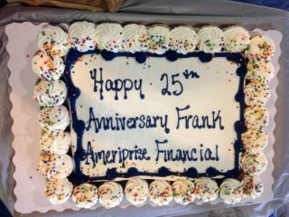 Frank's 25th Anniversary Family BBQ