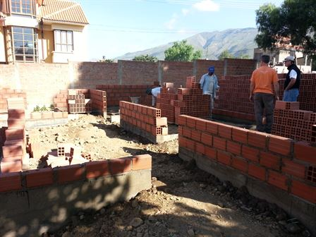 Habitat for Humanity: Bolivia