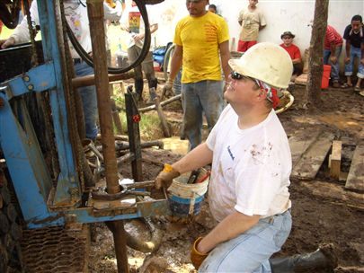 Well Drilling in Guatamala