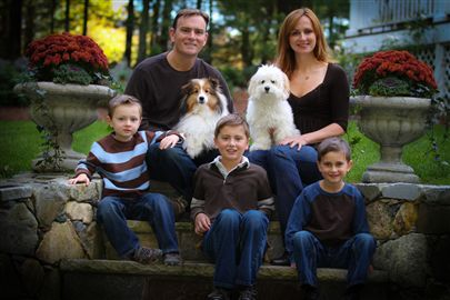 The Curtin Family 2011
