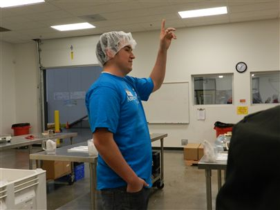 Oregon Food Bank: Day of Service