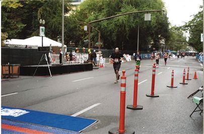 Portland Marathon 2011