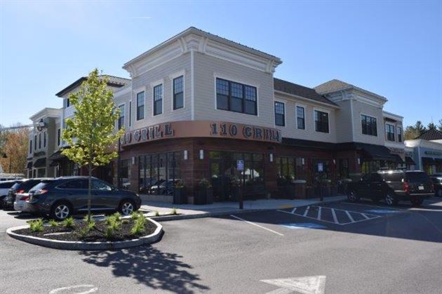 Our office building in Hopkinton