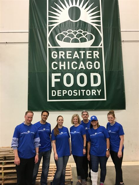 Chicago Office 2017 Day of Service