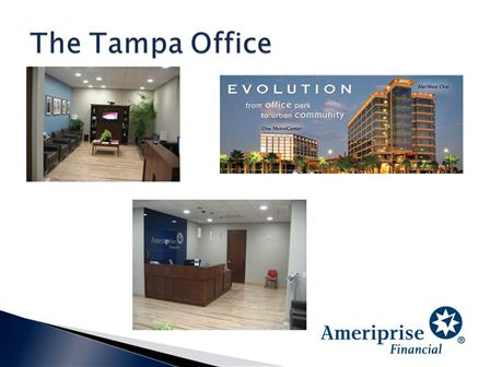 New Tampa Office