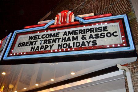 Holiday Movie Event