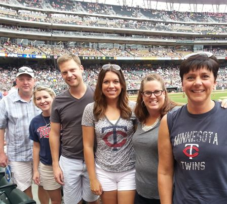 Ewing & Associates at the Twins