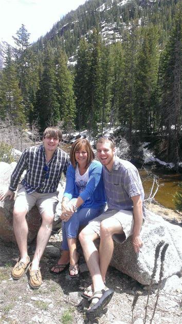 Meet Greg Zienowicz's Family