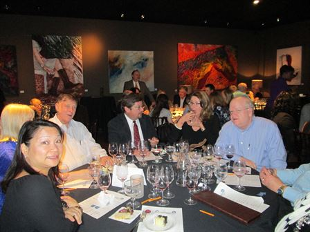 Ameriprise Financial Wine Tasting