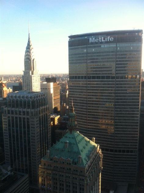 New York investment seminar