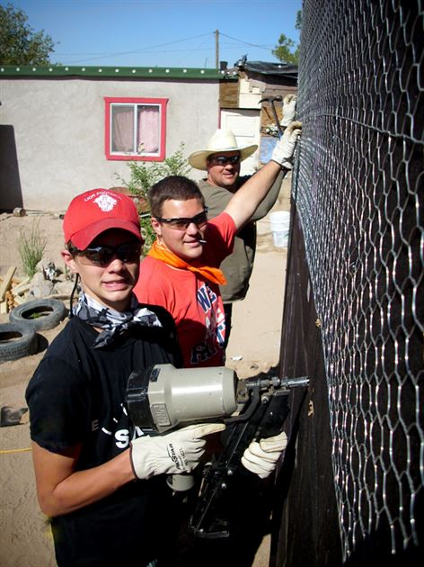 Missions Trips to Juarez, Mexico