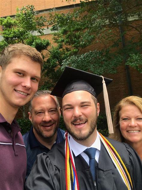 The Boys' Graduations