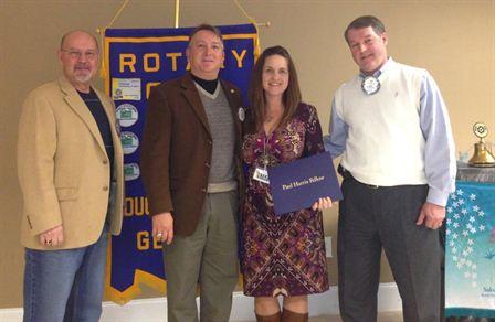 Community Service- Rotary