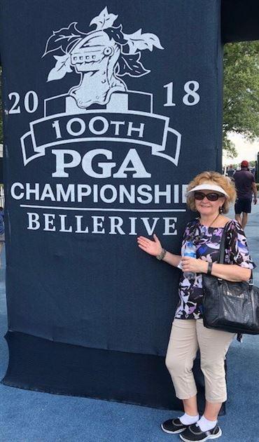 Ameriprise Golf Event