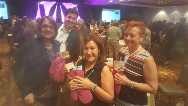Ameriprise women's summit event